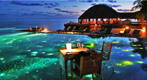 Food in background – The most unusual restaurants in the world 2