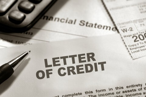 Letter of Credit (2017 Update)