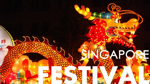 Singapore 2017 Festivals and Celebrations Guide