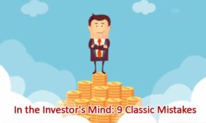 Investor mind mistake