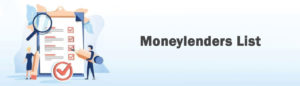 Moneylenders list
